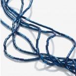 Zdjęcie - Hetamty platerowany walec niebieski 4x2mm