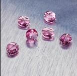 Zdjęcie - 5052 Swarovski mini round bead 8mm Rose