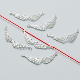 Zdjęcie - Rozgałęźnik 2 skrzydła ag925 srebrny