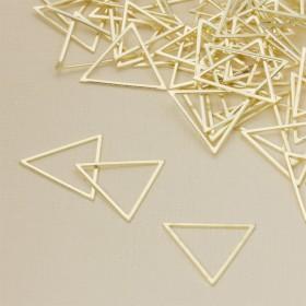 Zdjęcie - Baza metalowa trójkąt 21x24mm