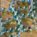 Zdjęcie - Kryształ górski kulka gładka zielona 10mm