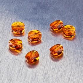 Zdjęcie - 5052 Swarovski mini round bead 8mm Tngerine