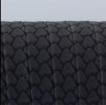 Zdjęcie - Rzemień płaski klejony czarna łuska 11x1.5mm