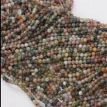 Zdjęcie - Agat piaskowy kulka gładka 2mm