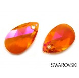 Zdjęcie - Swarovski pear-shaped 22mm astral pink