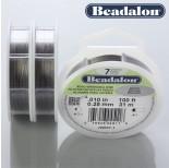 Zdjęcie - Beadalon linka powlekana 0.25mm grey color