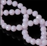 Zdjęcie - Kryształki kulki 96 cutts pastel pink 10mm
