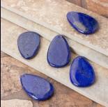Zdjęcie - Lapis lazuli zawieszka łezka 54x34.5mm