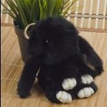 Zdjęcie - Zawieszka króliczek czarny 18cm