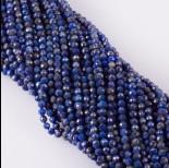 Zdjęcie - Lapis lazuli kulka fasetowana 5mm