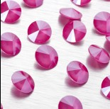 Zdjęcie - 1122 rivoli stone peony pink 12mm