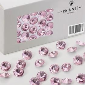 Zdjęcie - Rhinnes rivoli stone 12mm rosaline