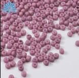 Zdjęcie - Koraliki TOHO Round 8/0 Opaque Pastel Frosted Lt Lilac