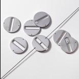 Zdjęcie - Baza do beadingu łącznik kółko ze stali chirurgicznej 18,3mm