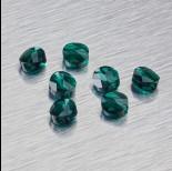 Zdjęcie - 5052 Swarovski mini round bead 6mm Emerald