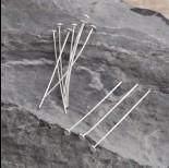 Zdjęcie - Szpilki srebrne talerzyki 4cm, Ag925