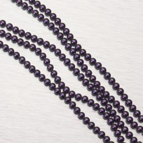 Zdjęcie - 5810 Perły Swarovski 4mm Iridescent Purple