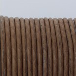 Zdjęcie - Rzemień klejony czekoladowy 3mm