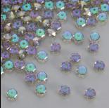 Zdjęcie - Swarovski rondelle bead paradise shine 6mm