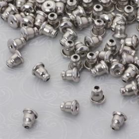 Zdjęcie - Baranki silikonowe ze stali chirurgicznej 5mm