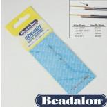 Zdjęcie - Beadalon igła do linek i drutów do linek 0,46mm 3,8cm