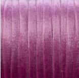 Zdjęcie - Sznurek welurowy różowy 1.5x6mm