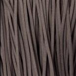 Zdjęcie - Rzemień zamszowy płaski stalowy 1x2.5mm