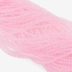 Zdjęcie - Koraliki szklane guma balonowa 4mm