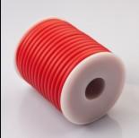 Zdjęcie - Tuba kauczukowa 5mm czerwona