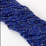 Zdjęcie - Lapis lazuli kulka fasetowana 4mm
