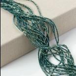 Zdjęcie - Hematyt wielokąt platerowany emerald 2mm