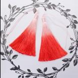 Zdjęcie - Chwosty ombre różowy 13cm