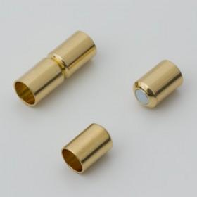 Zdjęcie - Zapięcie magnetyczne do wklejania rurka 6mm