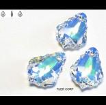 Zdjęcie - Swarovski baroque 16mm crystal AB