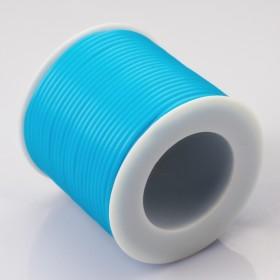 Zdjęcie - Tuba kauczukowa 2mm błękitna