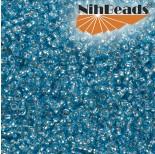 Zdjęcie - Koraliki NihBeads 12/0 Silver-Lined Lt Aquamarine