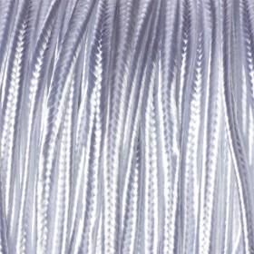 Zdjęcie - Sznurek do sutaszu śnieżna biel 3mm