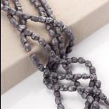 Zdjęcie - Hematyt czaszka matowe srebro 10mm