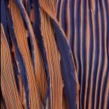 Zdjęcie - Wstążka Shibori fall butterfly 2cm