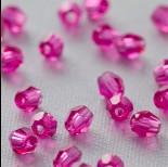 Zdjęcie - 5000 round bead fuchsia 3mm