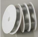 Zdjęcie - Drut metalizowany do oplatania i mocowania elementów 0,3mm