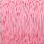Zdjęcie - Sznurek do makramy różowy 0,6mm