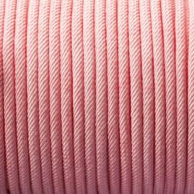 Zdjęcie - Sznurek pleciony 4mm jasny różowy