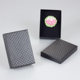 Zdjęcie - Czarne pudełko 8x11cm