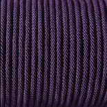 Zdjęcie - Sznurek pleciony 4mm fioletowy