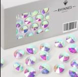 Zdjęcie - Rhinnes rivoli stone 14mm crystal AB