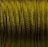 Zdjęcie - Sznurek gorsetowy 2mm oliwkowy