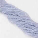 Zdjęcie - Agat blue lace kulka fasetowana 2.8mm