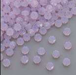Zdjęcie - Swarovski rondelle bead rose water opal 6mm
