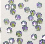Zdjęcie - 5060 Hexagon Spike bead paradise shine 7.5mm